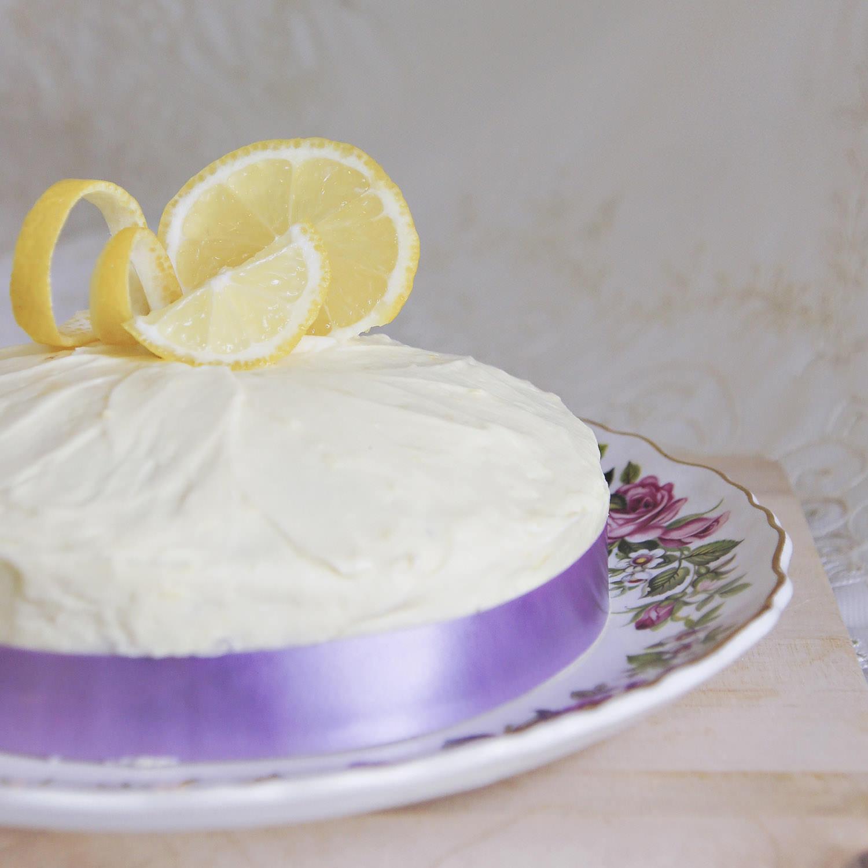 LavenderCakeWithLemonFrosting1